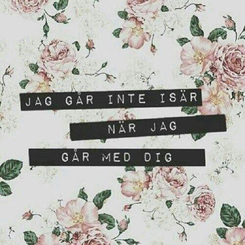 Jag går inte isär när jag går med dig. Gårdakvarnar och skit. Håkan Hellström.