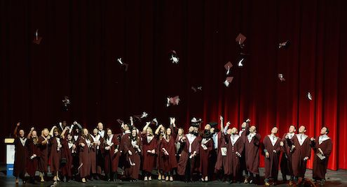 Ολοκλήρωση της 25ης Τελετής Αποφοίτησης του ALBA Graduate Business School, The American College of Greece