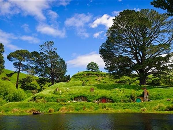 Lord of the Rings & The Hobbit 4 Day Private Tour from Auckland TIME Unlimited Tours