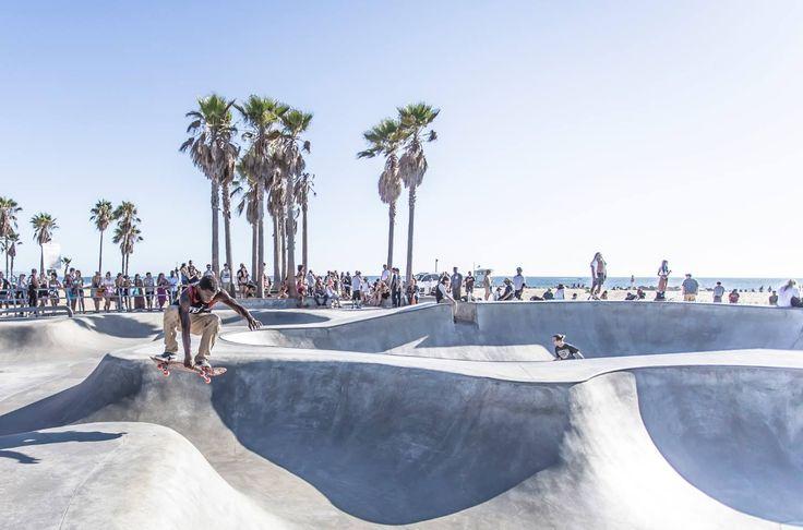 #Playa y #Skateboarding! Que más se puede pedir estas #vacaciones. #LifeUnfiltered!