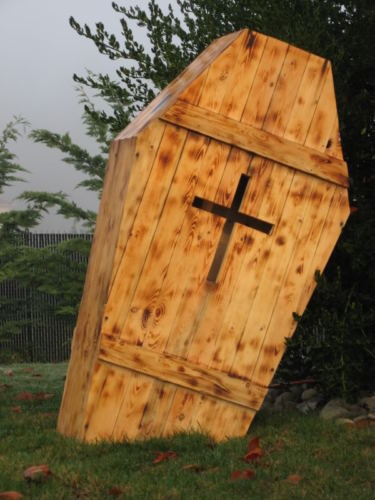 112 Best Images About Halloween Coffins On Pinterest