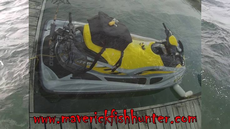 17 best images about fishing gear as it relates to jet ski for Jet ski fishing equipment