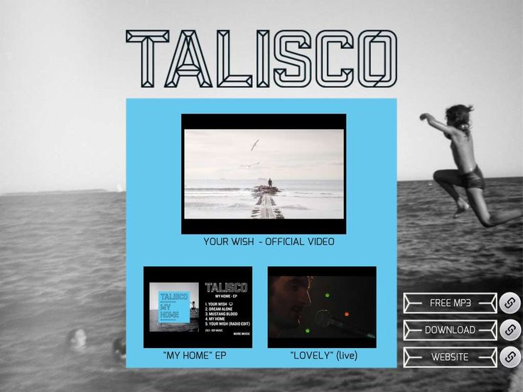 TALISCO - MY HOME EP - Created on Tactilize