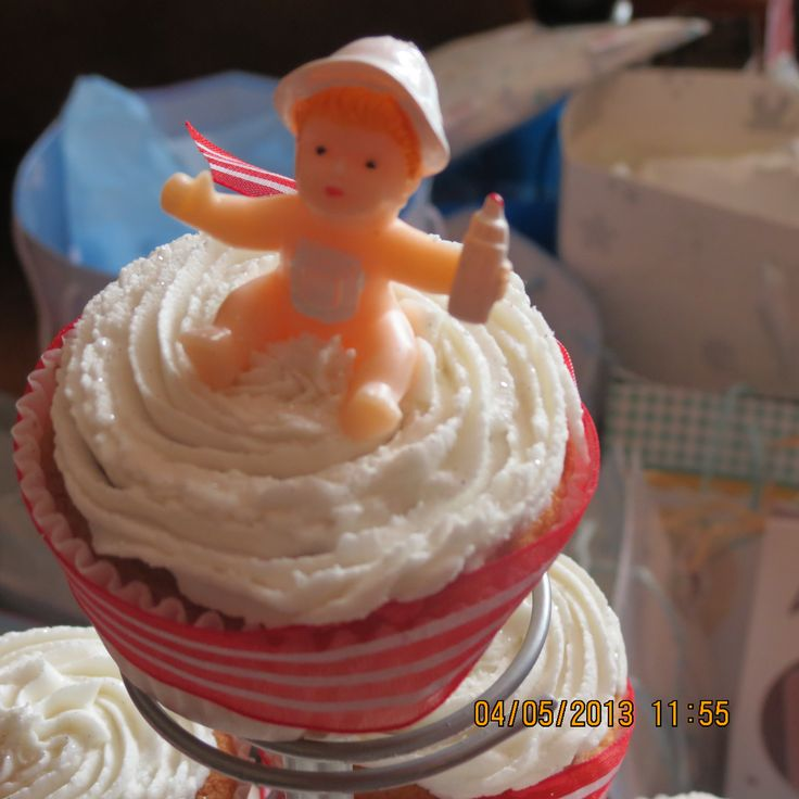 Baby Cup Cake