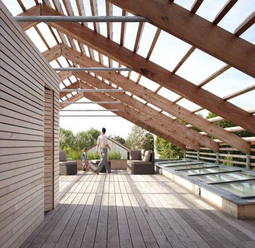 Eco-Sustainable House / Djuric Tardio Architectes | ArchDaily