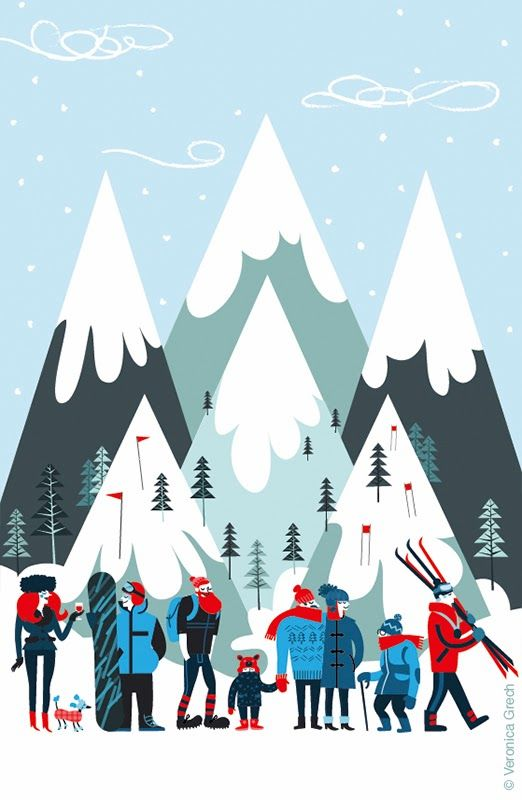 "Veronica Grech blog: ""Which New England Ski Mountain is right for you?"" The Boston Globe"