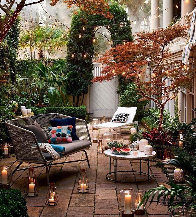 Una Terraza Con Encanto Ventas En Westwing Decoracion