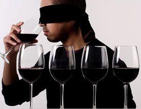 Tips on blind wine tasting