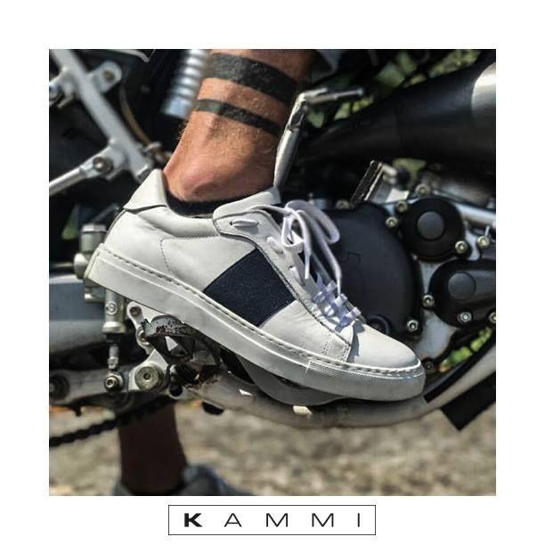 Le tue #sneakers #kammi sono perfette per tutti i momenti della tua giornata 🏍🛵 non perdere l'occasione, le puoi trovare #scontate ► http://bit.ly/2h1Mhun