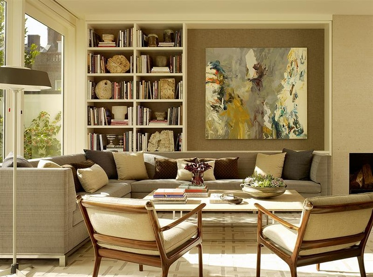 Fabulous Art In A Room Small Living RoomsLiving SpacesNeutral