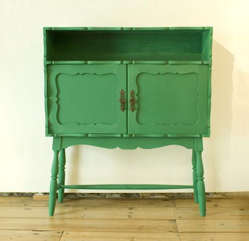 """Green Love"" Cabinet by Pura Cal  www.puracal.pt"