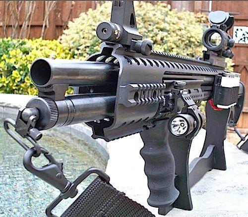 shockwave shotgun