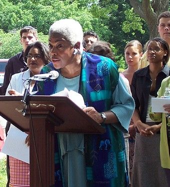 In 1967, after spending two years in the Peace Corps teaching English in Turkey, Elaine Jones applied to the University of Virginia's Law School. She was one of seven females and two blacks accepted that year. Jones was the first black woman to graduate with a law degree from the school, and in 1970, she went to work for the NAACP Legal Defense and Educational Fund (LDF). In 1972, Jones was counsel in Furman v. Georgia, a landmark Supreme Court decision that abolished the death penalty in 37…