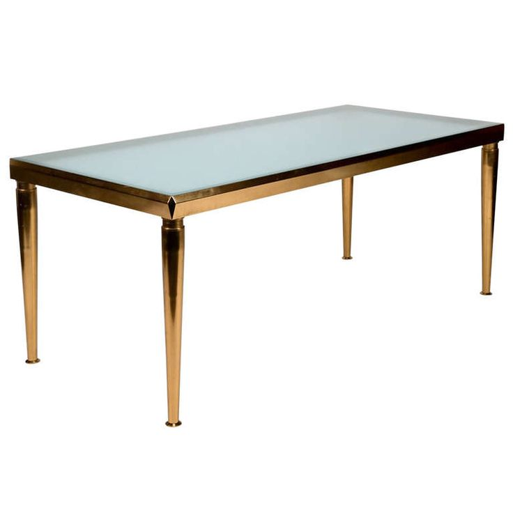 1stdibs.com   Exquisitely made '50s table