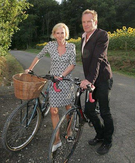 Sting & Trudie | Shared from http://hikebike.net #eSpokes #bikes #ebikes