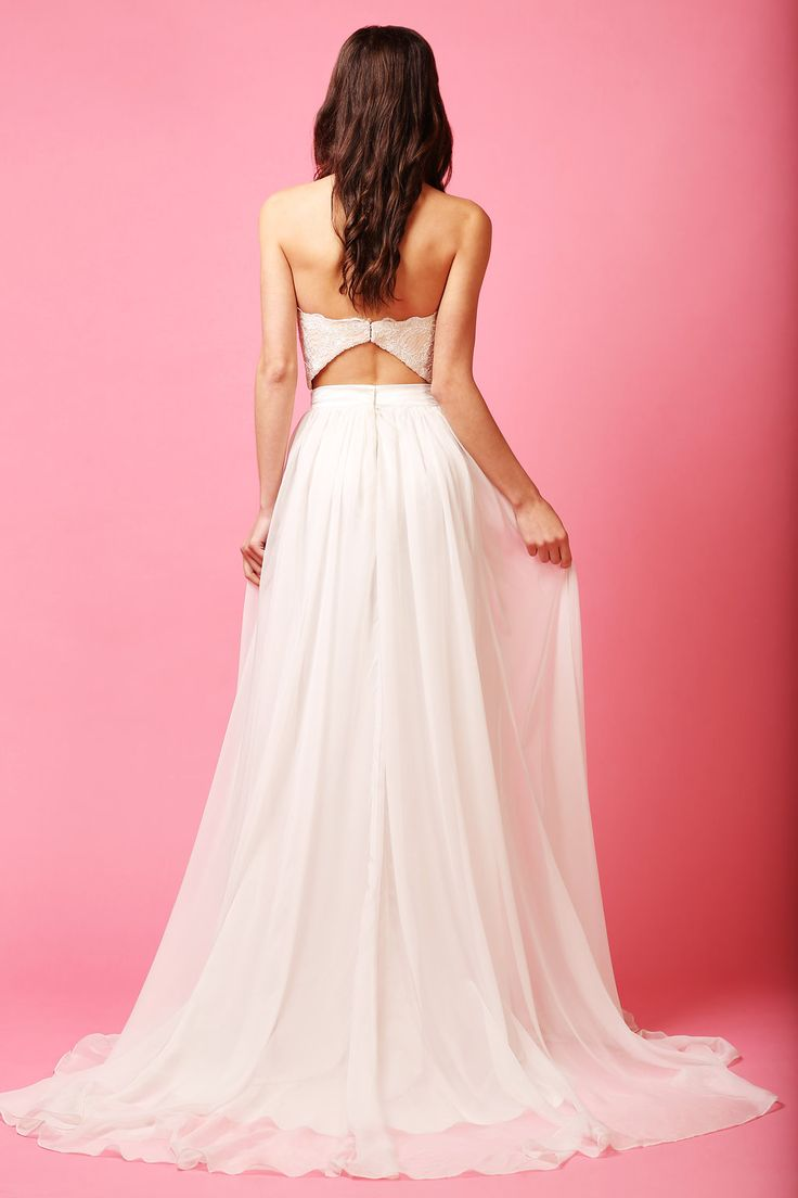 MATCH MADE BRIDAL || GRECIAN + ISLA #bridalseparates #lacetop #grecianskirt #bridalmidrif #beachbride