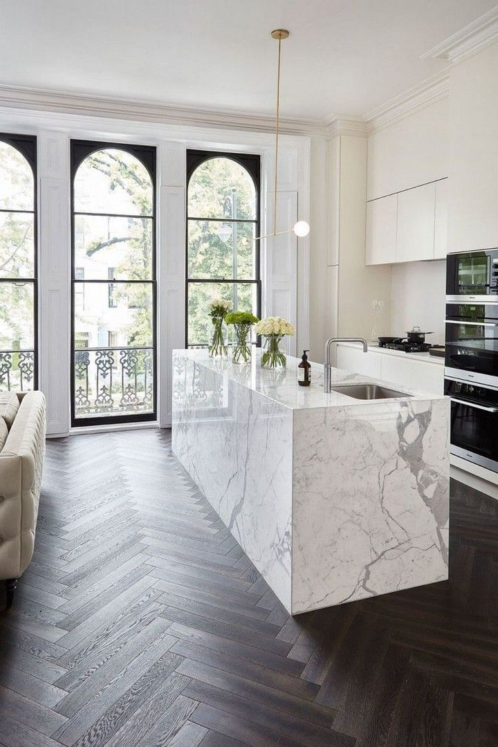 10 Fabulous Open Floor Plan Ideas Minimalist Kitchen Design Unique Kitchen Design Home Decor Kitchen