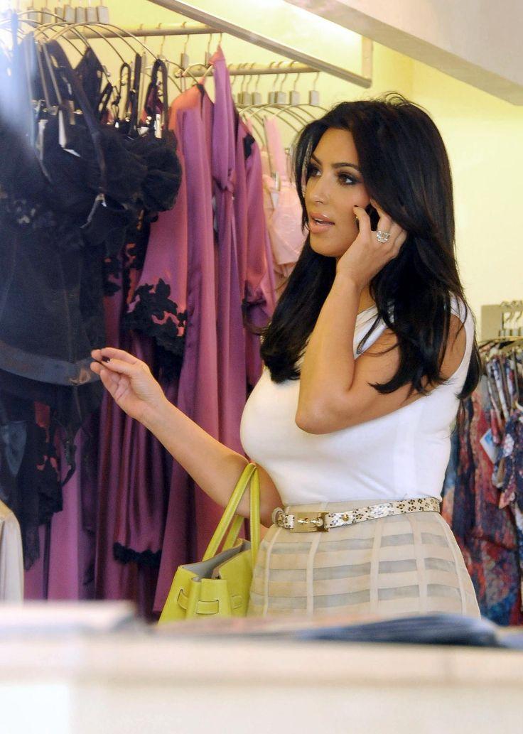 Kim Kardashian Style Kim Kardashian Style Inspiration Pinterest