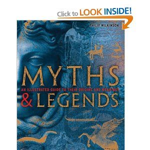 Excellent overview of mythology around the world and through time