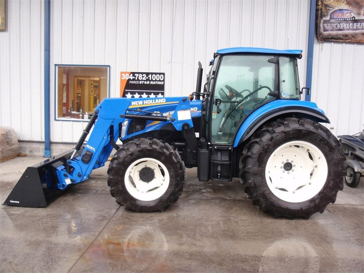 Tractor Parts Names : New holland t for sale at tractorhouse