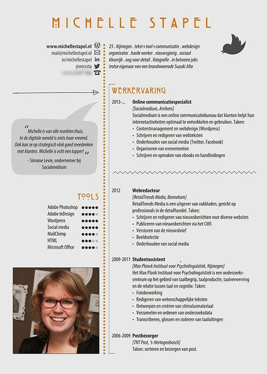 28 best Creatief Solliciteren images on Pinterest Site design - lying on resume