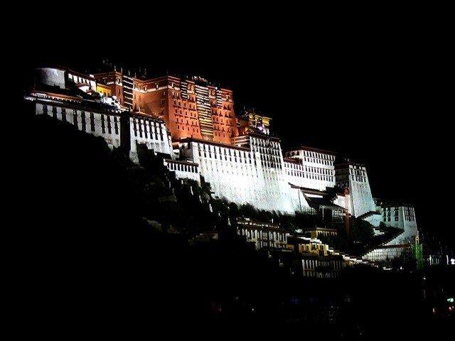 Дворец Потала в Тибете. - Путешествуем вместе