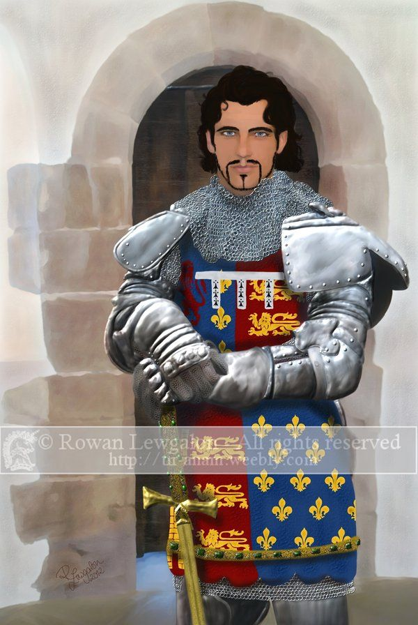 John of Gaunt, Duke of Lancaster and husband of Katherine ...