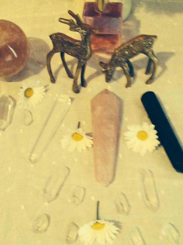 Spring Equinox 2015 Altar