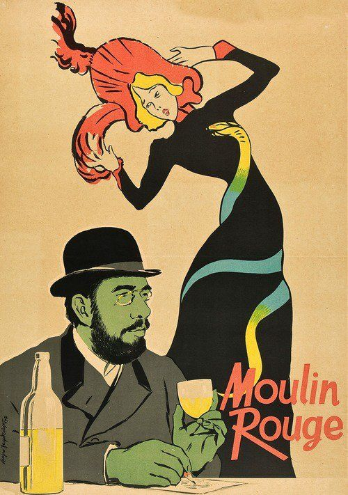 Moulin Rouge Full Movie Online 1952
