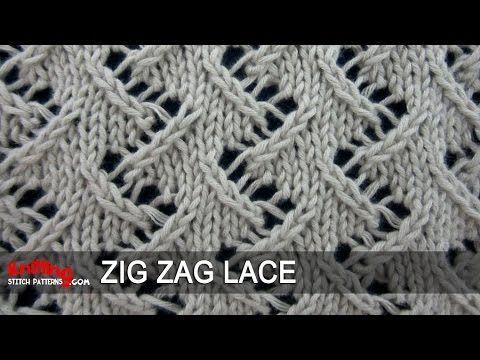 Zig Zag Lace #2