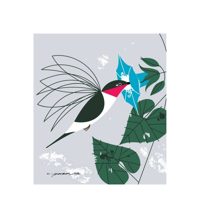 283 best art charley harper images on pinterest charley