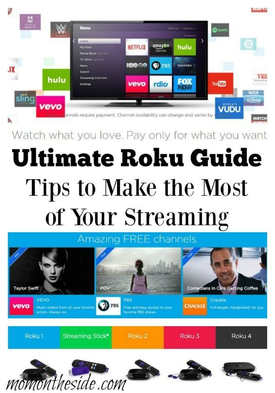 Ultimate Roku Guide: Tips to Make the Most of Your Streaming with Roku Players and Roku Stick. Plus look at Roku 4 that was recently released.