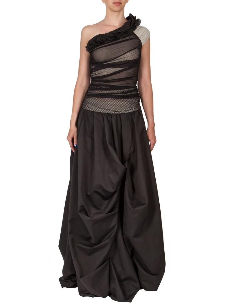 Band of Creators - Florentina Giol - Romanian designer - long dress