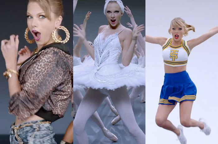 Best Halloween Costumes for Groups 2014 | Taylor Swift in