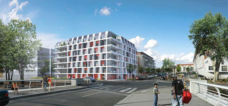 Investir en résidence étudiante à Mulhouse en Alsace. Découvrez ce programme idéalement placé http://www.valority.com/alsace/programmes-immobiliers-mulhouse/646-le-quai
