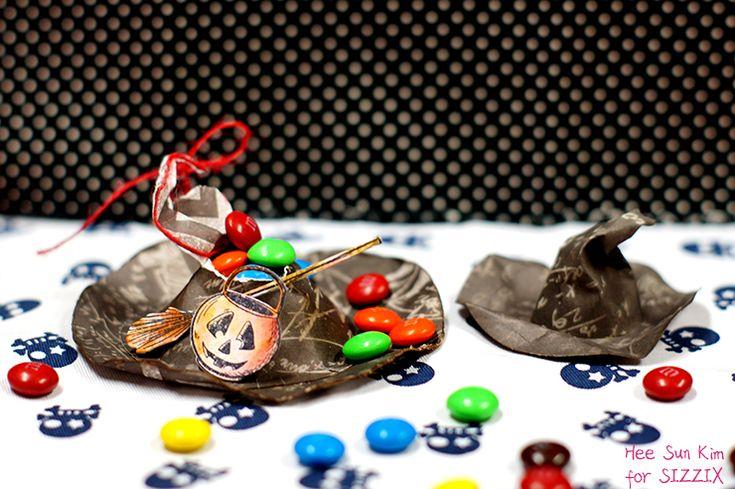 STUDIO H ART: Witch Hat Goody Bag