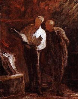 Honoré Daumier, in full Honoré-Victorin Daumier (born Feb. 20/26, 1808, Marseille—died Feb. 11, 1879, Valmondois ...