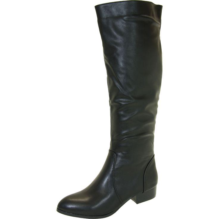Direct Shoe Warehouse: Cesaria boots (Black)