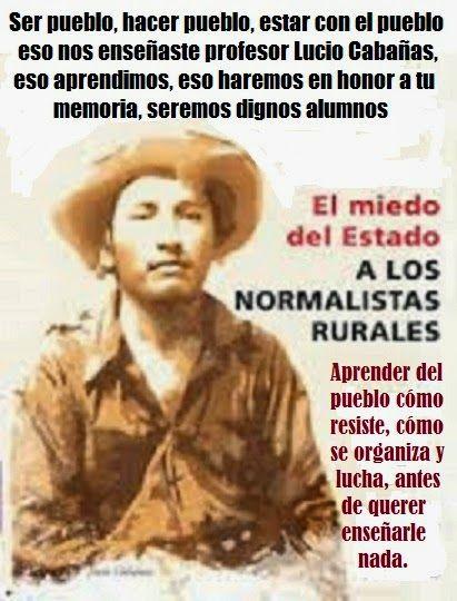 Ayotzinapa: Un mes de rabia y lucha por justicia y presentación con vida de los desaparecidos