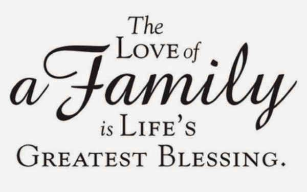 54 Short and Inspirational Family Quotes with Images! family | mom to be | quote | qotd | love | motherhood | pregnancy | special | family love | quotes about love | family quotes | quotes about family