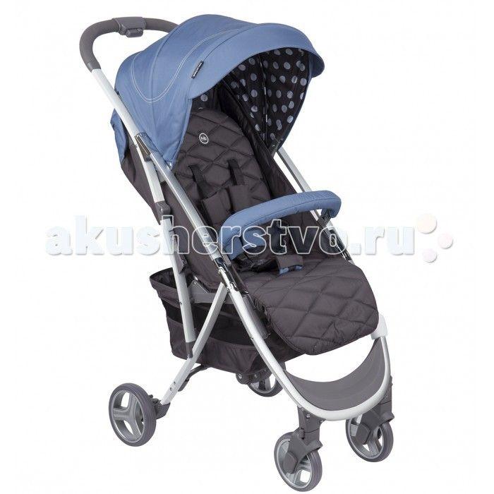 Прогулочная коляска Happy Baby Eleganza V2  Прогулочная коляска Happy Baby Eleganza V2 имеет отличные ходовые данные, которые по достоинству оценят молодые родители. Коляска легко и просто складывается одной рукой, имеет амортизацию на передних и задних колесах и очень компактна в сложенном виде.  Рама: Прочная рама из легкого алюминия Амортизация на передних и задних колесах Передние поворотные колеса с возможностью фиксации Пластиковые колеса с покрытием EVA (этиленвинилацетат) Легко…