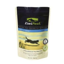 ZiwiPeak Daily Cat Cuisine Lamb New Zealand is famous for growing the best quality lamb meat in the world. ZiwiPeak lamb meat is a pure source of high quality protein and fats. Combined with essential organs such as liver, tripe, heart and kidney, ZiwiPeak Air Dried Cuisine is a perfect daily diet for your beloved cat.