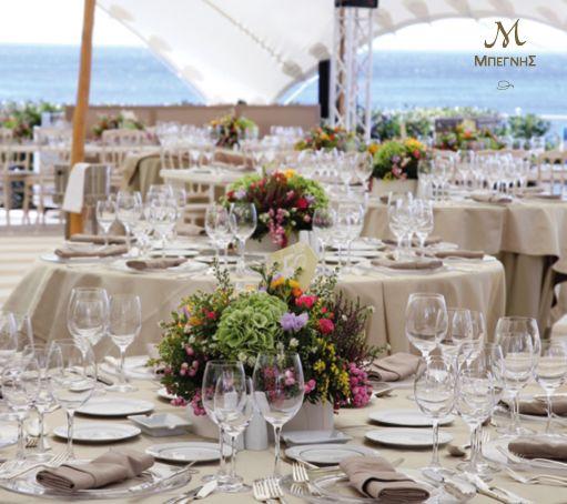 Ready... set... action! Όλα είναι έτοιμα και στη θέση τους... εσείς, είστε έτοιμοι να πρωταγωνιστήσετε στο δικό σας παραμύθι;  #BegnisCatering #Catering #begnisclassics #wedding #summer