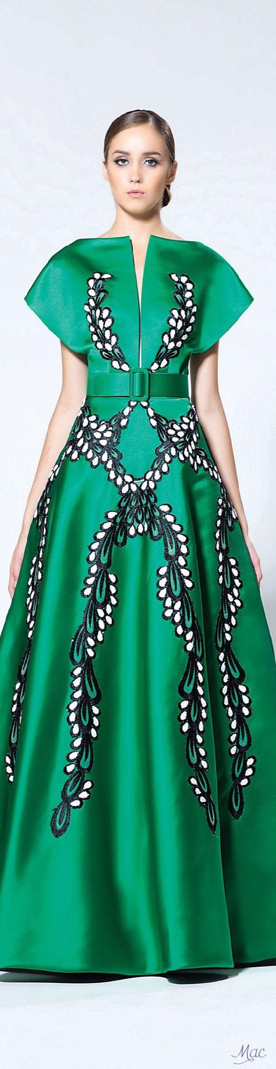 Fall 2016 Haute Couture - Antonios Couture