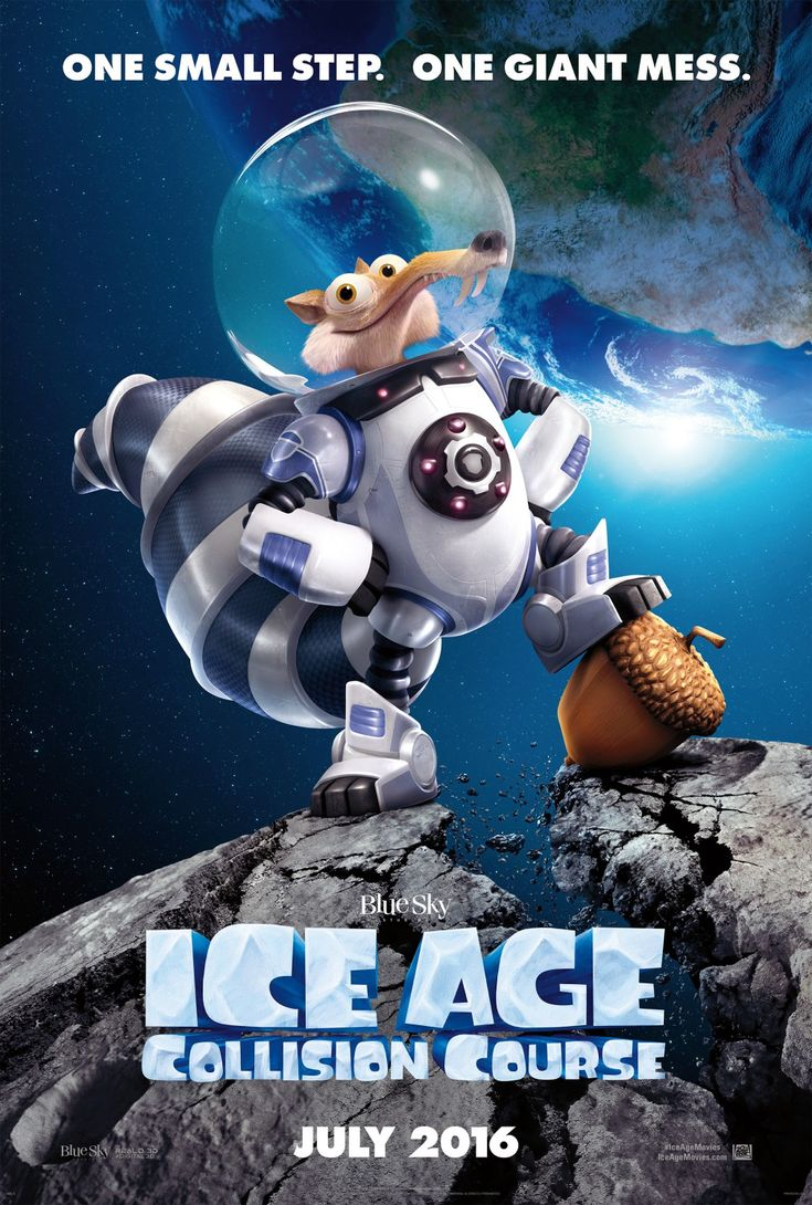 Get Tickets to an Early Screening of ICE AGE COLLISION COURSE in SLC on July 16th! #IceAge #CollisionCourse