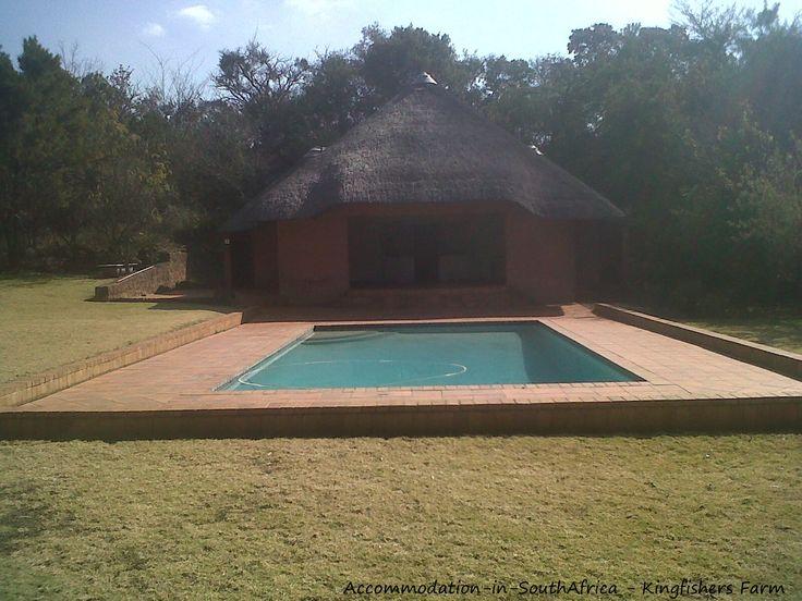 Pool at Kingfishers Farm. http://www.accommodation-in-southafrica.co.za/Gauteng/Magaliesburg/Kingfishers.aspx
