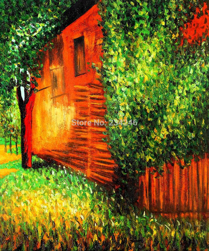 Find More Painting & Calligraphy Information about Museum Quality Gustav Klimt Oil Reproductions   Farmhouse At Kammer Famous Landscape Paintings for Wall Decoration,High Quality oil painting - modern,China painting oiled wood Suppliers, Cheap oil painting portrait technique from The Arts Road on Aliexpress.com