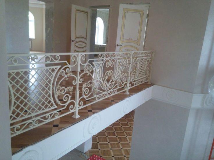Кованые перила для лестниц Одесса фото и цены на кованые лестницы