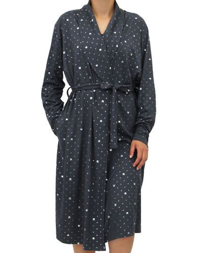 EMILY AND JANECrown Print Robe