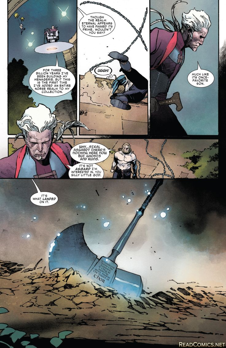 The Unworthy Thor (2016-) 2 Page 12